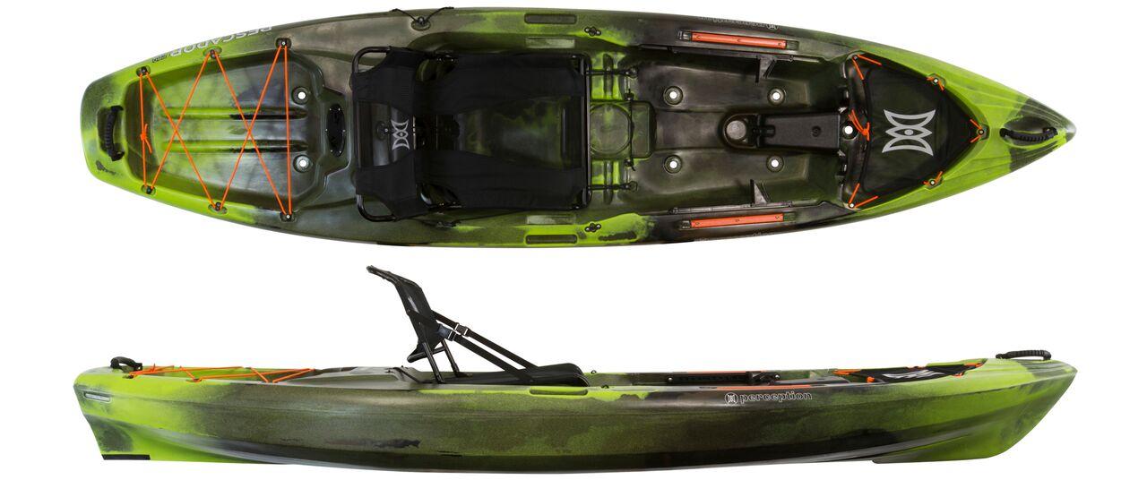 PERCEPTION PESCADOR PRO 10.0 - Salento Kayak Fishing b6fd42bf4193