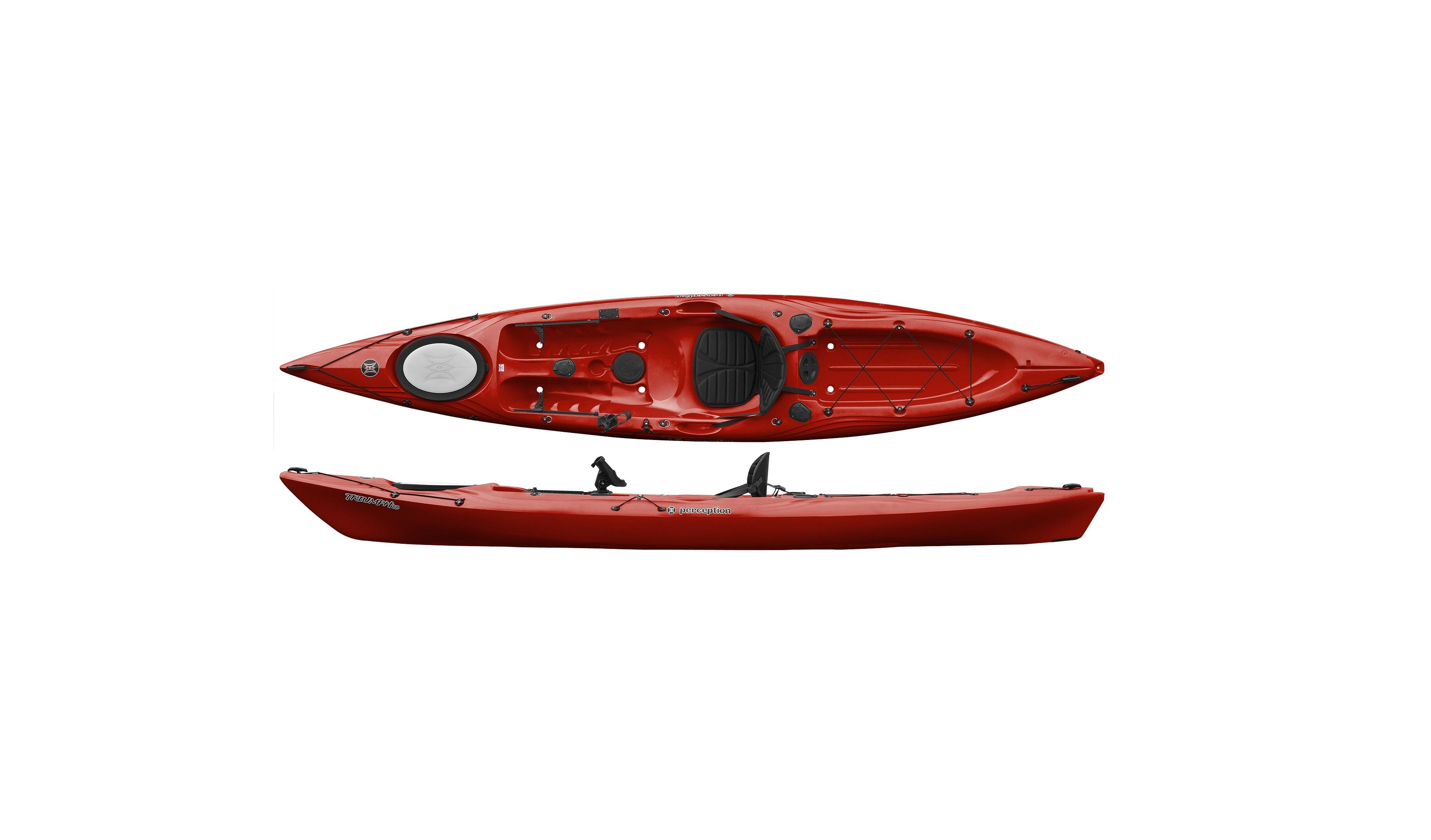 PERCEPTION TRIUMPH 13 ANGLER - Salento Kayak Fishing 165c7044614a